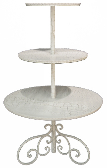 Three Tier Table, Item #133.3